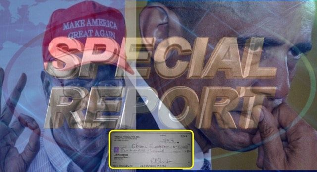 """CORRUPT TO THE CORE: Obama's Brother Accidentally Received """"PAY TO PLAY"""" Check. TWEET from M. Obama REVEALED what may be the NEW """"Clinton Foundation!"""""""