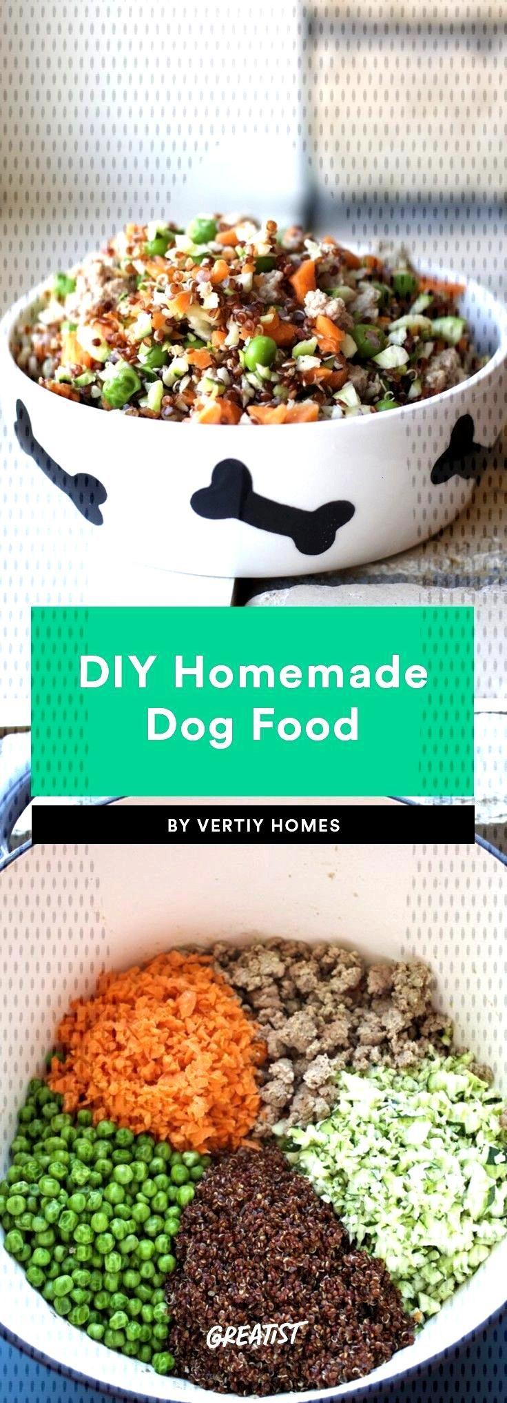 Pin On Homemade Dog Food Recipes