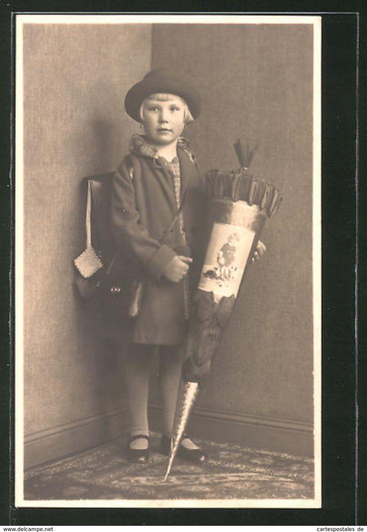 184_001_photo-cpa-fille-avec-tornister-et-zuckertuete-einschulung.jpg (1127×1631)