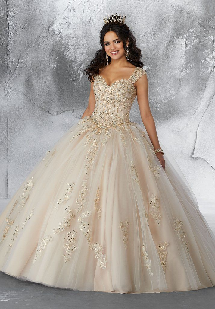 924dd70582 Vizcaya by mori lee 89196 quinceanera dress in 2019