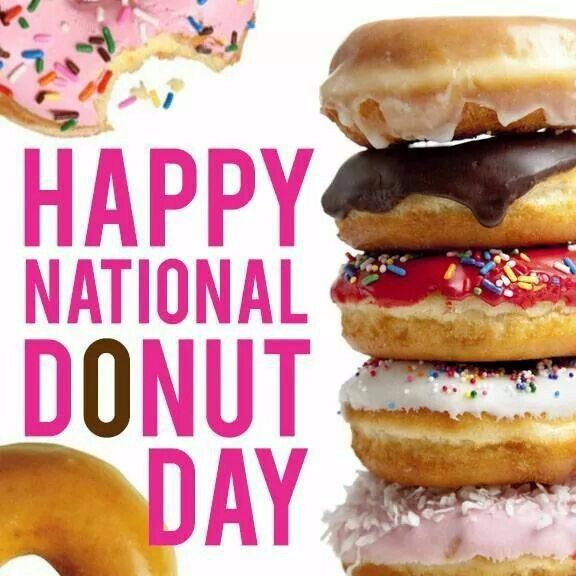 National Donut Day 2016 Freebies and Deals - Huge List - http://couponsdowork.com/freebies-giveaways/national-donut-day-2016-freebies-and-deals-huge-list/