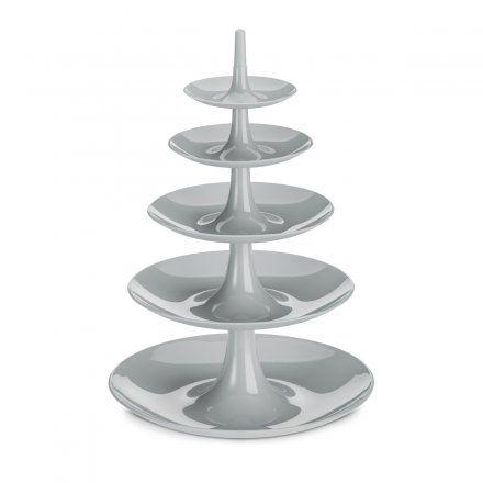 Koziol Etagere Babell Big solid cool grey online kaufen ➜ Bestellen Sie Etagere Babell Big solid cool grey für nur 42,95€ im design3000.de Online Shop - versandkostenfreie Lieferung ab 50€!