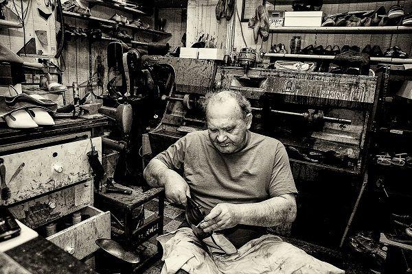 Met de juiste schoenen kom je een heel eind – Ciao tutti – ontdekkingsblog door Italië