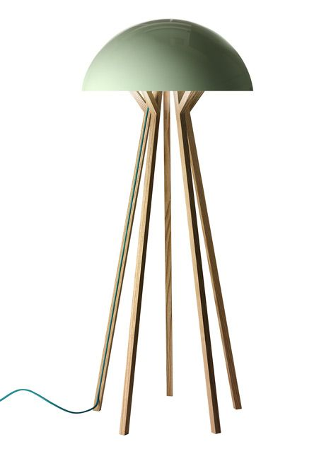 lamp by Note Design Studio
