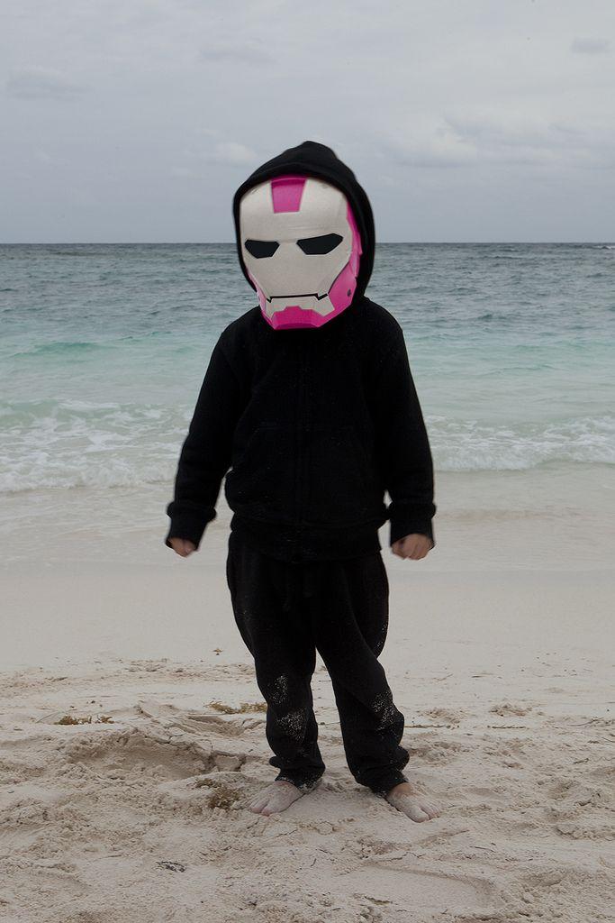 https://flic.kr/p/9dGDWz   TROPICAL IRON_0658   Pink Iron  X'Pu-Ha, Yucatan,  Mexico, January 2011