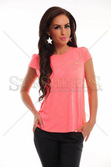Bluza Fofy Rare Glitter Pink