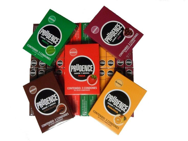 Condones con variedad de sabores,maxima seguridad y muy confiables