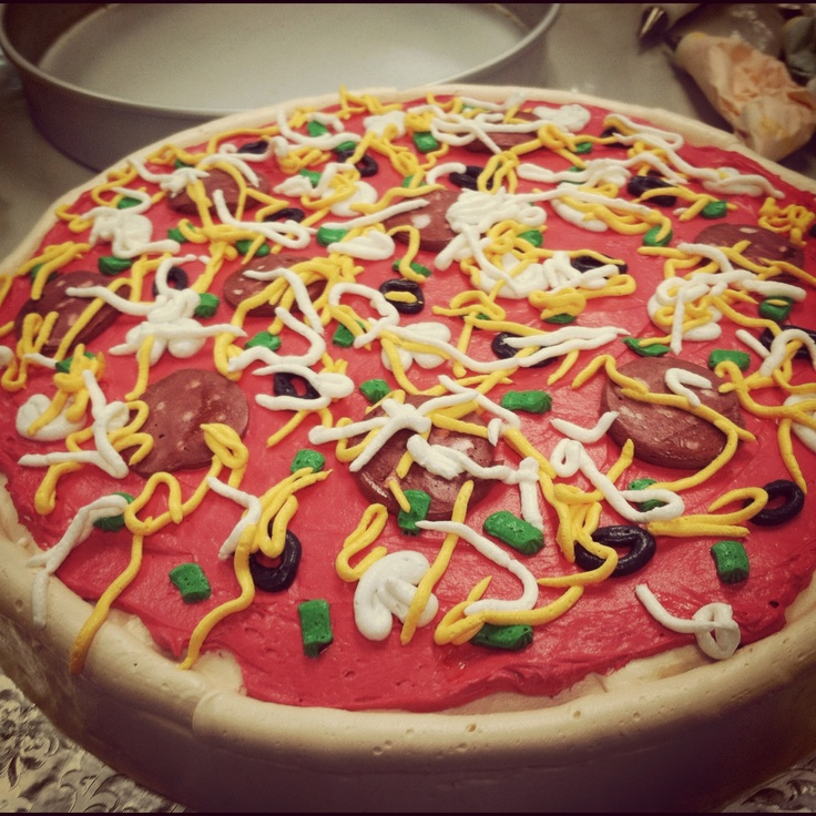 11 best ideas about Pizza cake on Pinterest Pizza, To ...