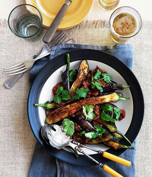 Eggplant pachadi #vegetarian #recipe