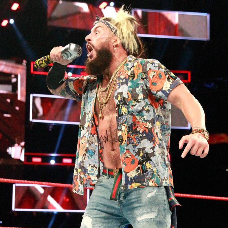 Enzo, who brawled with Cass in the backstage area immediately after leaving the ring, will take on his former partner at the first-ever WWE Great Balls of Fire pay-per-view event on Sunday.