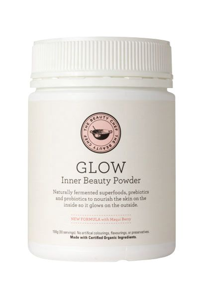 Skin Food Powder - Glow Inner Beauty Powder Review The Beauty Chef