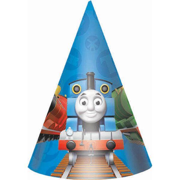 Thomas the Tank Engine Hats 8ct