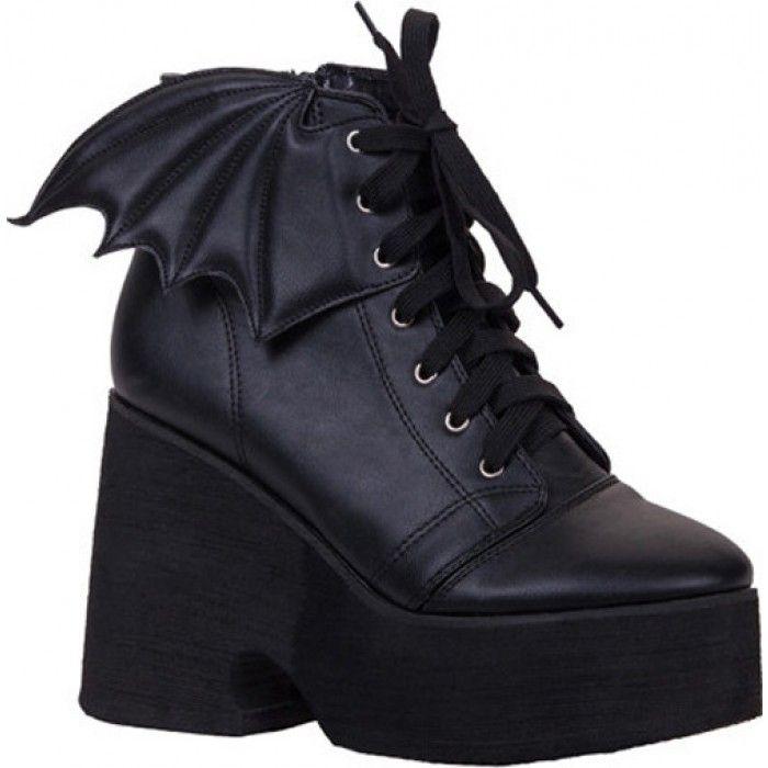 Iron Fist - Bat Wing Boot