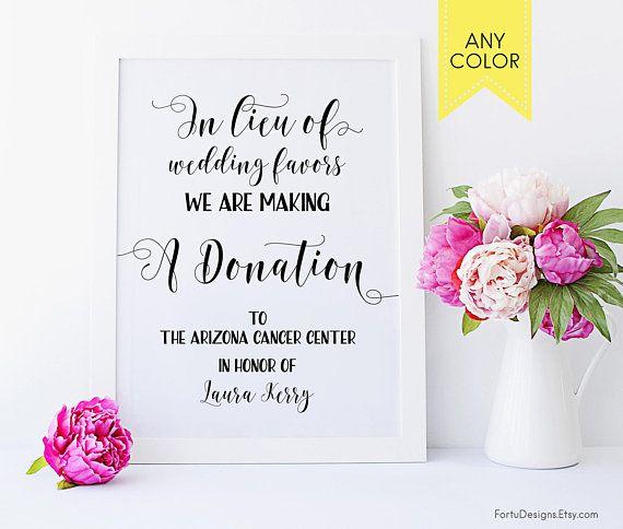 25+ Best Ideas About Donation Wedding Favors On Pinterest