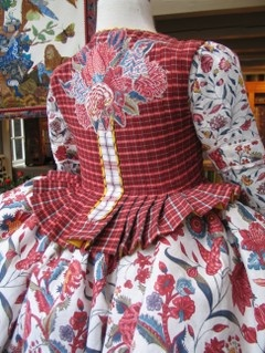 Dutch Chintz fabric - den Haan en Wagenmakers, fabricshop Amsterdam