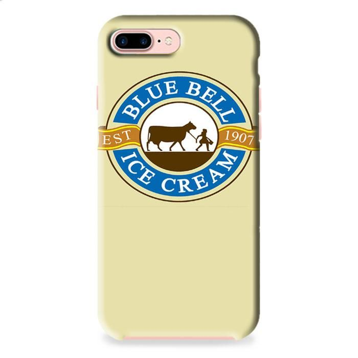 Blue Bell Creameries Ice Cream iPhone 7 Plus 3D Case Dewantary