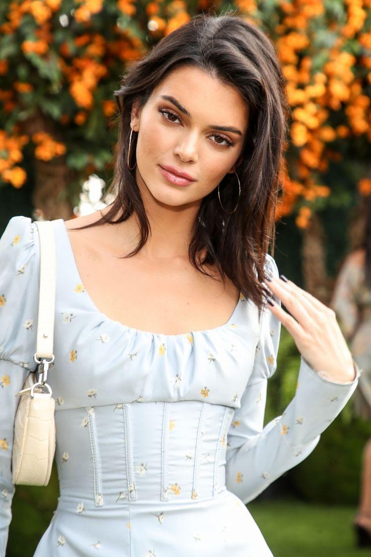 Kendall Jenner  2018 Veuve Clicquot Polo Classic in LA