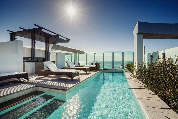 2 Bedroom Penthouse Kirra Beach, Coolangatta