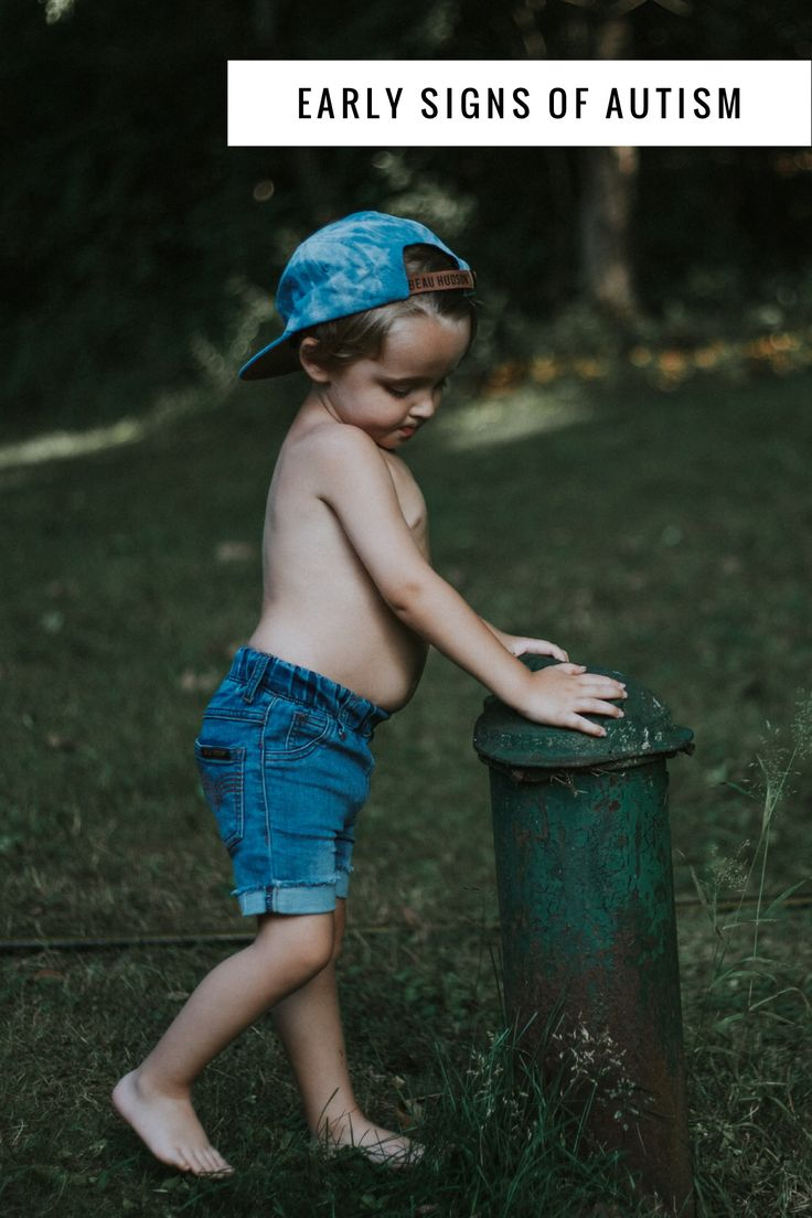 EARLY SIGNS OF AUTISM IN BABIES AND TODDLERS #autism #asd #autismawareness