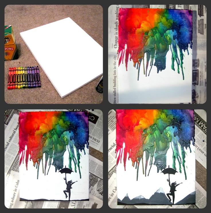 Crayon art <3