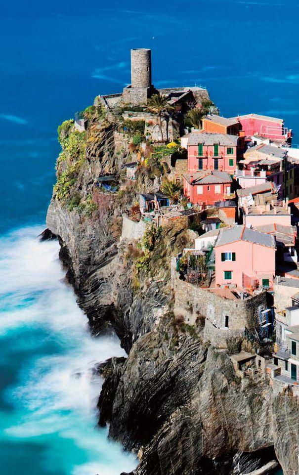 世界遺産チンクエ・テッレ(イタリア) Cinque Terre, Italy
