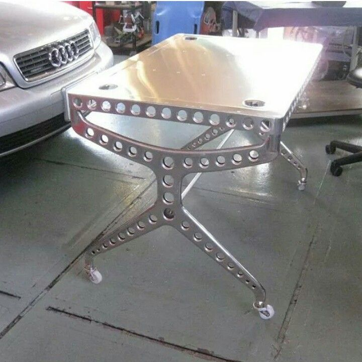 Fabricated Steel Coffee Table: 394 Best Images About Industrial Furniture On Pinterest