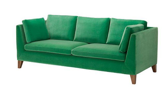 Bildresultat för grön soffa ikea