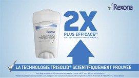 Rexona – Déodorant Homme Stick Clean Scent Maximum Protection – 45 ml