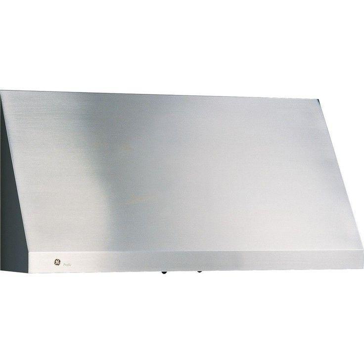 Profile 3 Stainless Range Hood Range Hood Steel Canopy