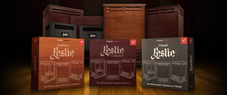 IK Multimedia Introduces Leslie for AmpliTube and T-RackS on Mac/PC