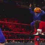 WWE RAW Results 30 October  Halloween havoc