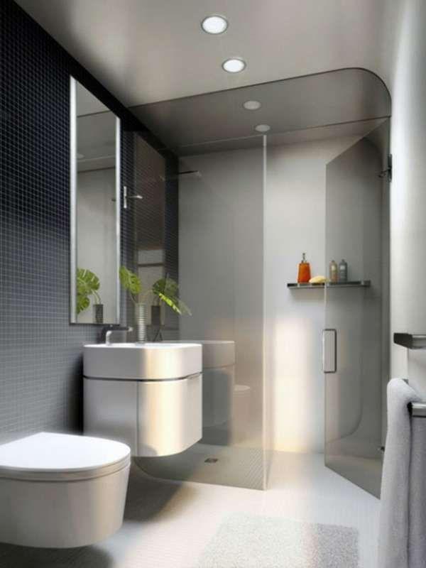 Kleine Bader Modern Gestalten Moderne Kleine Badezimmer