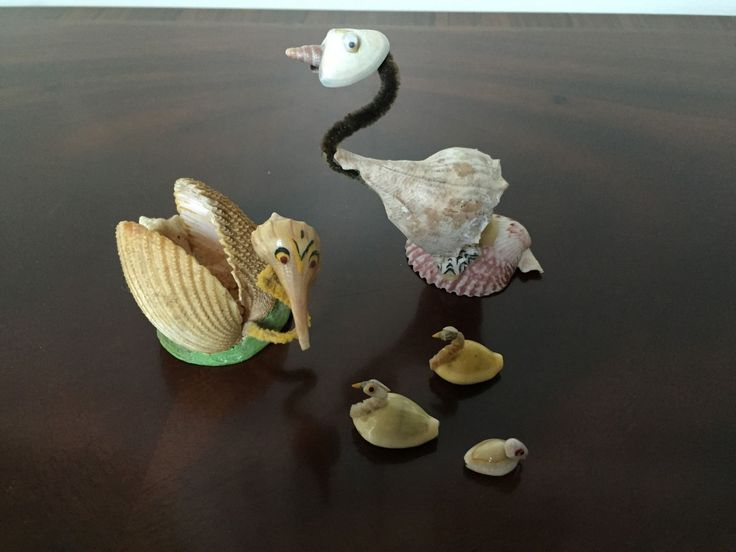 152 best favored seashell craft animals images on pinterest for Animals made out of seashells