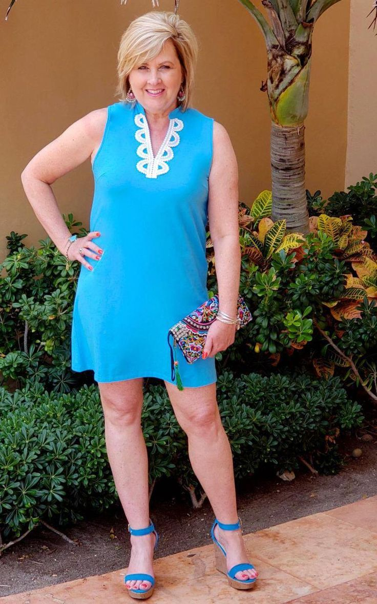 Ladies Summer Dresses For Older Women