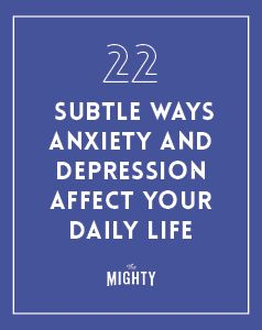 how to help anxiety and depression