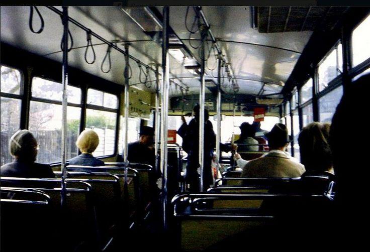 Inside a Jo'burg bus.