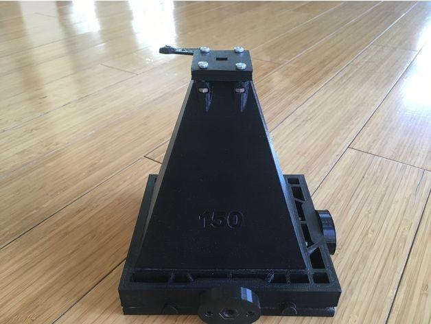 PINH5AD - een 4x5 inch pinhole camera door michaeldvin