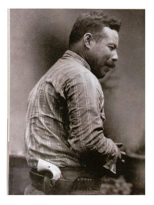 General Pancho Villa. El Centauro del Nor