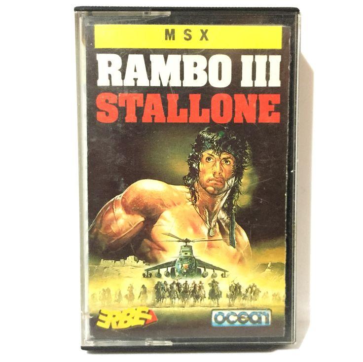Rambo III.