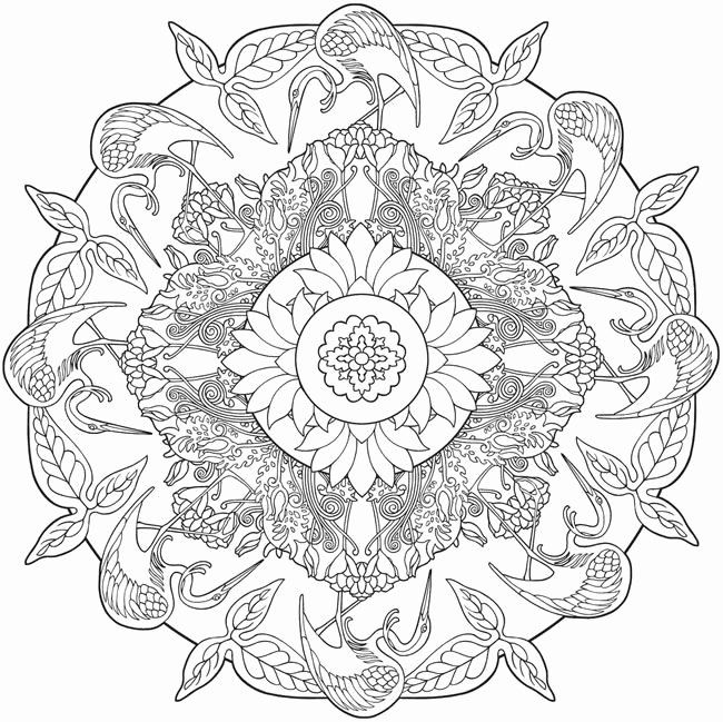 The Art Of Nature Coloring Book Unique Nature Mandalas Coloring Pages Printable Art For Kids Pin In 2020 Mandala Coloring Pages Mandala Coloring Books Mandala Coloring