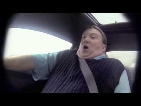 Jeff Gordon Pranks Car Salesman During Test Drive! Disguised NASCAR driver Jeff Gordon takes an unsuspecting car dealer for a spin in a Camaro. Pants-shitting & death threats ensue...