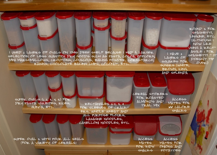 92 Best Images About Tupperware On Pinterest Toffee Popcorn Organized Pantry And Microwaves