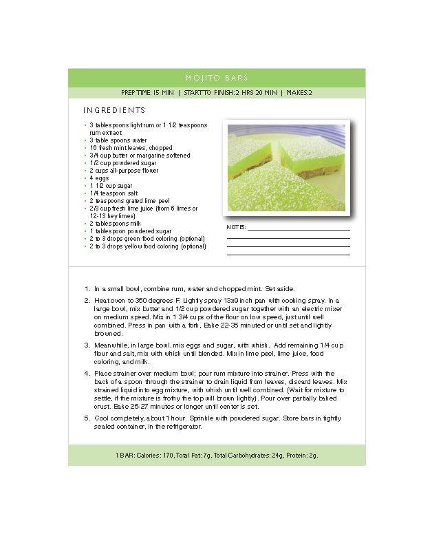 Best Recipe Formatting Gtt Images On   Printable