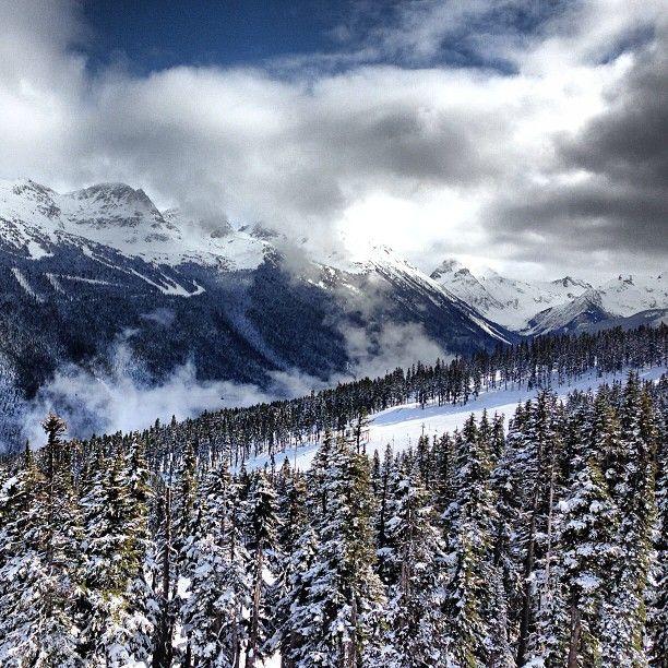 Whistler je město a součást lyžařského střediska Whistler-Blackcomb v kanadské provincii Britská Kolumbie.Město Whistler vyhrálo několik designérských ocenění za svoji architekturu a mnohokrát bylo označené lyžařskými časopisy za jednu z nejlepších lyžařských oblastí v Severní Americe za posledních 15 let.