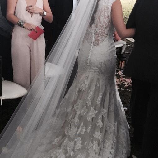 Allure Bridals Wedding Dress. Allure Bridals Wedding Dress on Tradesy Weddings…