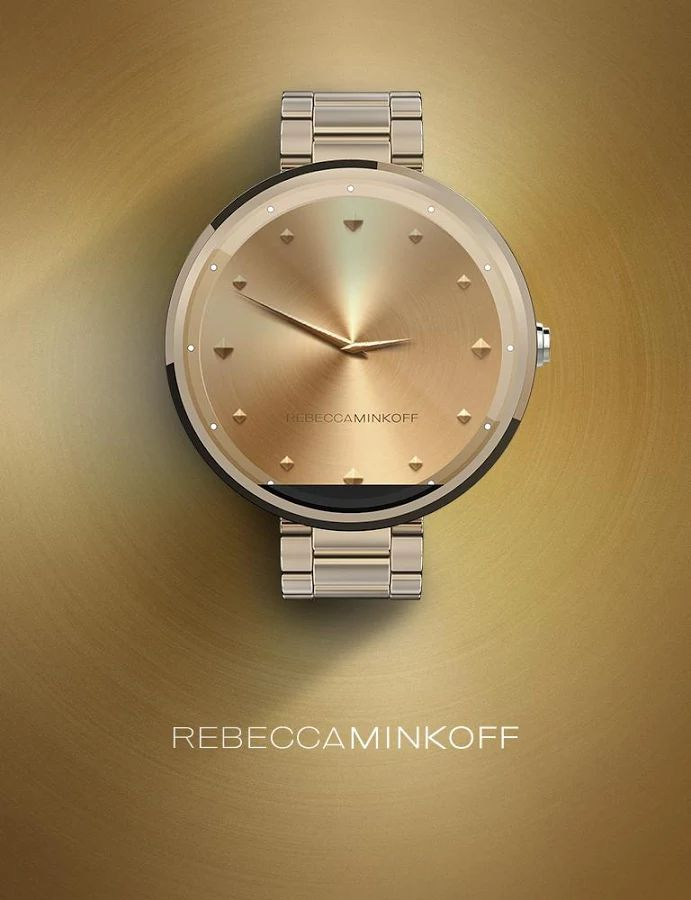 Rebecca Minkoff Watch Face - screenshot