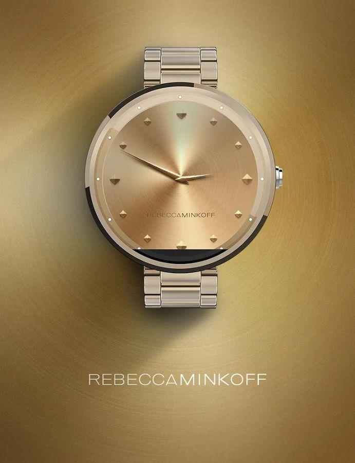 Rebecca Minkoff Watch Face - screenshot