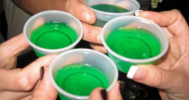 Tequila Lime Jello Shots - 50 Campfires Polyjuice potion
