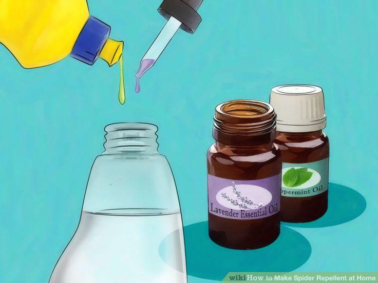 Image titled Make Spider Repellent at Home Step 1
