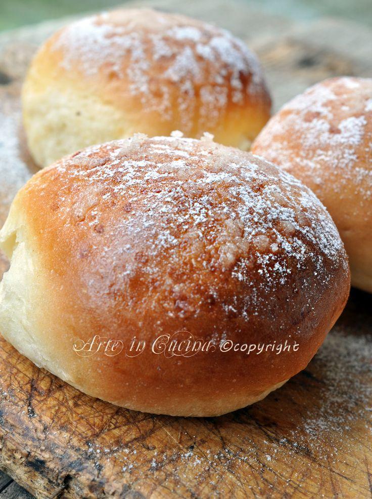 Panini dolci al miele ricetta veloce arte in cucina